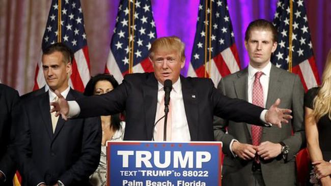EIU: Trump trở thành Tổng thống Mỹ nguy hiểm ngang với mối đe dọa từ IS