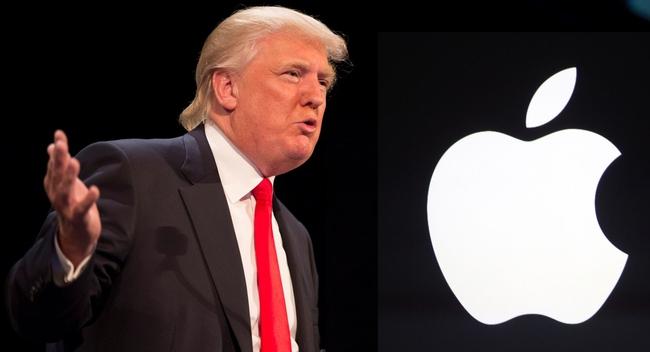 Donald Trump đòi tẩy chay Apple vì iPhone được sản xuất ở Trung Quốc