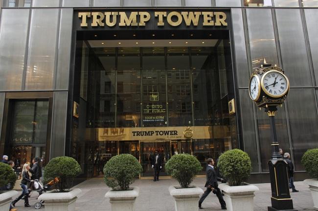 Giá trị thương hiệu Donald Trump rơi xuống bằng 0?