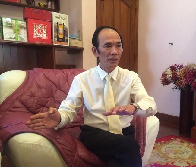Nghịch lý: Ông Võ Trường Thành bị giải chấp cp trong khi con trai không mua được cp đăng ký