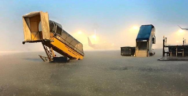 """Cục hàng không """"xin"""" đào hồ chống ngập cho Tân Sơn Nhất"""