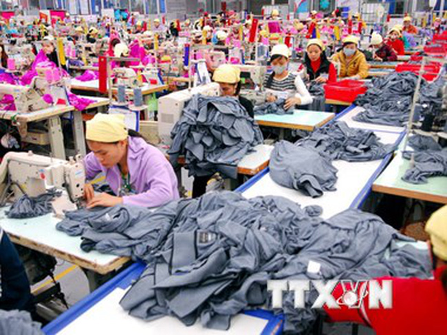 WB: Kinh tế Việt Nam sẽ tăng trưởng 10% trước năm 2030 nhờ TPP