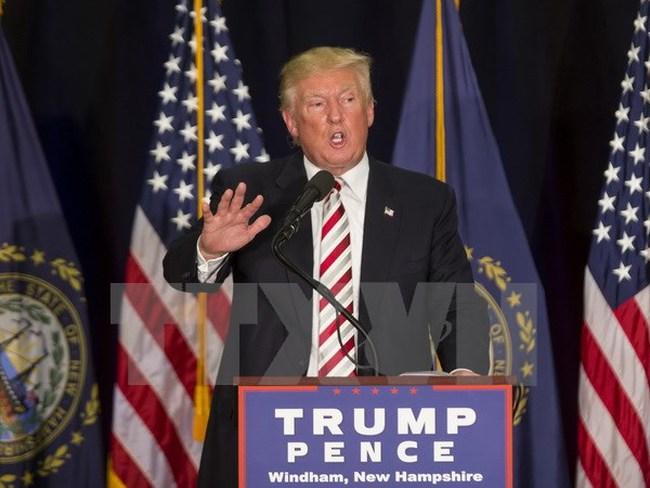 Bầu cử Mỹ: Donald Trump trình bày những đề xuất kinh tế mới