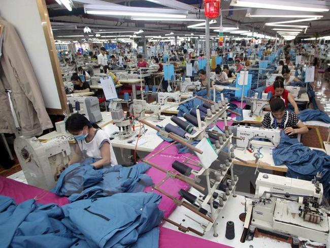 Bộ Công Thương kiến nghị xây các KCN dệt may rộng đến 1.000ha