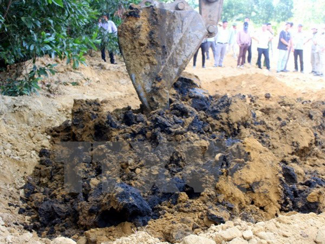 Xử lý nghiêm nếu đưa chất thải Formosa về Phú Thọ mà không khai báo