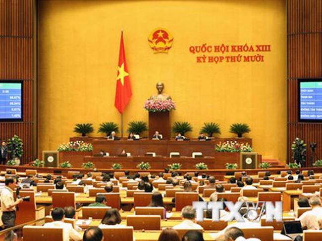 Hôm nay, khai mạc kỳ họp 11 của Quốc hội
