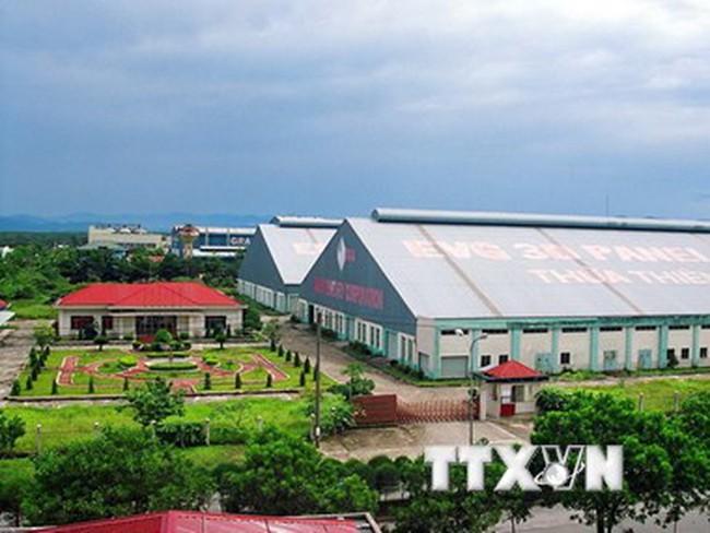 Thừa Thiên Huế thu hút 3.300 tỷ đồng vào các khu công nghiệp