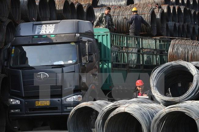 Trung Quốc dọa kiện Mỹ tại WTO vì thuế nhập khẩu thép