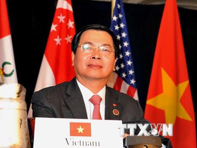 Bộ Công Thương: Cần giải pháp phù hợp để tận dụng lợi thế TPP