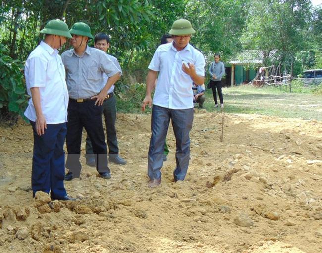 Bộ trưởng Trần Hồng Hà: Xử nghiêm vụ chôn lấp chất thải của Formosa