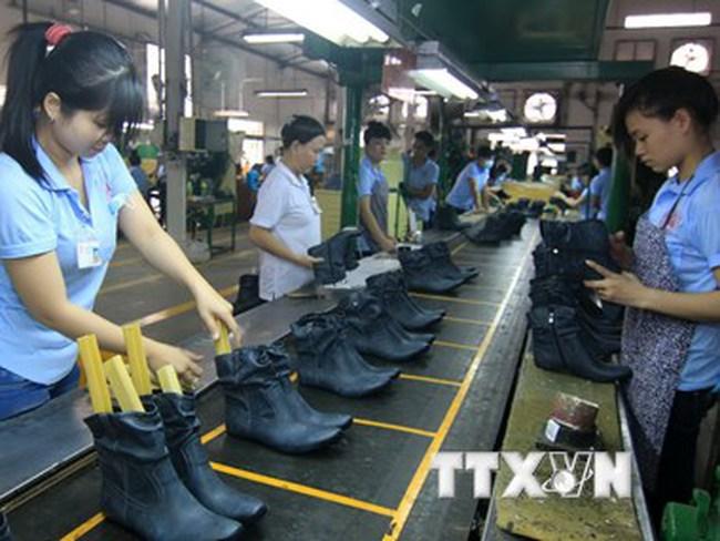 TPP mang lại nhiều cơ hội lớn cho ngành da giầy Việt Nam