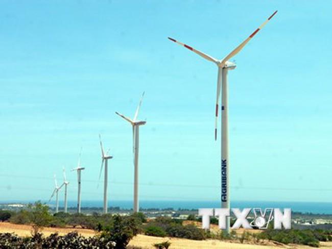 Đầu tư nhà máy điện gió tại khu du lịch Khai Long-Cà Mau
