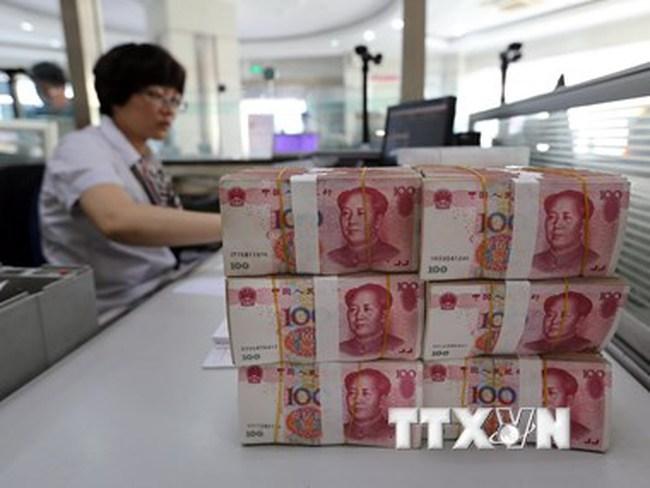Trung Quốc tiếp tục bơm thêm 25 tỷ USD vào hệ thống tài chính