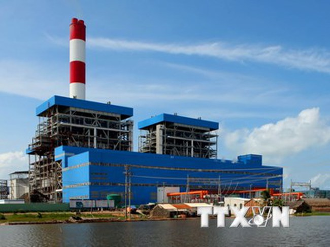 Đưa vào vận hành thương mại Nhà máy Nhiệt điện Duyên Hải 1