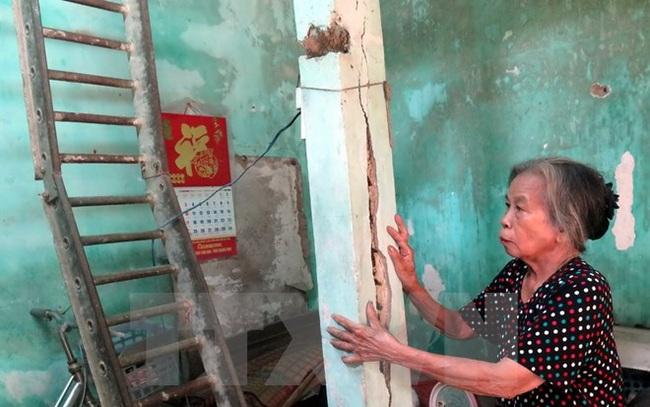 Nhà sắp đổ không được sửa vì nằm trong quy hoạch treo 10 năm