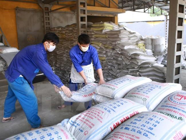 Kim ngạch nhập khẩu nông lâm thủy sản giảm nhẹ so với cùng kỳ