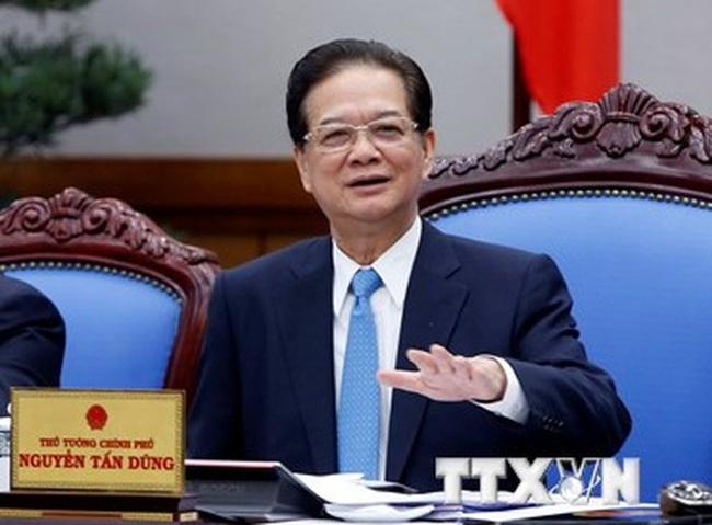 Bài phát biểu đầy cảm xúc của Thủ tướng Nguyễn Tấn Dũng