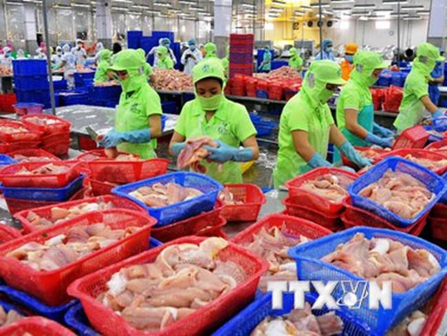 Kim ngạch xuất khẩu nông lâm thủy sản 4 tháng đạt hơn 10 tỷ USD