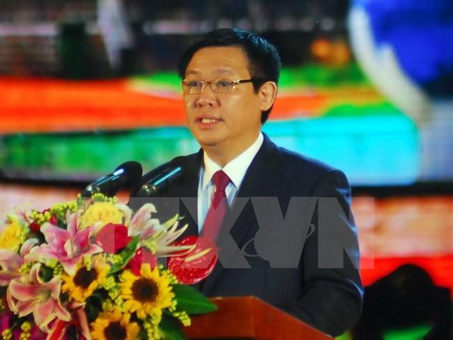 Ông Vương Đình Huệ giữ chức Trưởng Ban Chỉ đạo Tây Nam Bộ