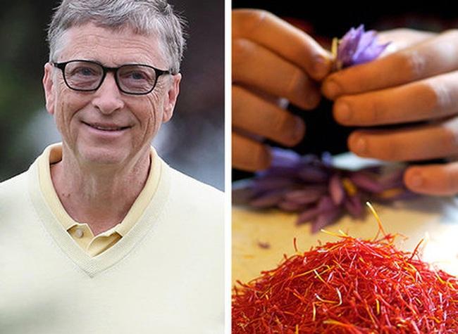Đổi tài sản của 10 tỷ phú giàu nhất nước Mỹ ra món ăn họ thích