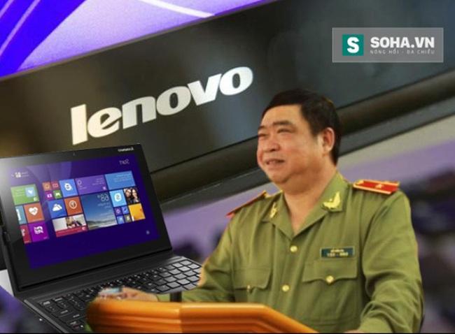 Tướng Ca nói gì về khuyến nghị không dùng máy tính Lenovo?