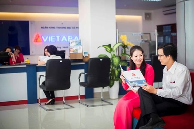 Quý I/2016, VietABank đạt 40 tỷ đồng lợi nhuận trước thuế, tỷ lệ nợ xấu 1,51%