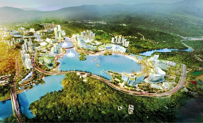 """Quảng Ninh: 14 dự án BĐS du lịch """"bom tấn"""", tổng vốn đầu tư hàng chục nghìn tỷ đang chờ nhà đầu tư"""