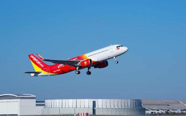 Vietjet bán 150.000 vé máy bay đi quốc tế giá siêu rẻ