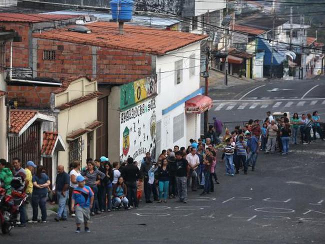 Đừng lãng phí thức ăn của bạn, người dân ở Venezuela phải bỏ ra 150 USD để mua 1 tá trứng