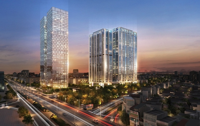 Tập đoàn VinGroup chính thức công bố Dự án Metropolis Liễu Giai