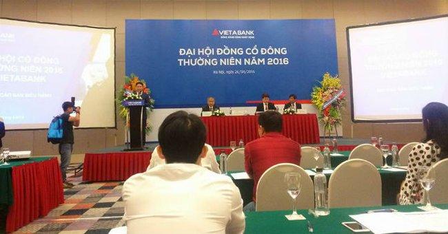 ĐHĐCĐ VietABank: Kế hoạch tăng vốn lên 4.200 tỷ đồng và sớm niêm yết lên sàn chứng khoán