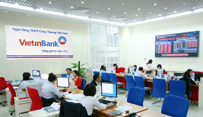 VietinBank báo lãi trước thuế hợp nhất 7.360 tỷ đồng trong năm 2015