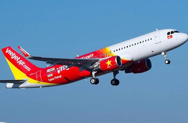 """VietjetAir """"tung"""" 400.000 vé máy bay quốc tế giá từ 0 đồng"""
