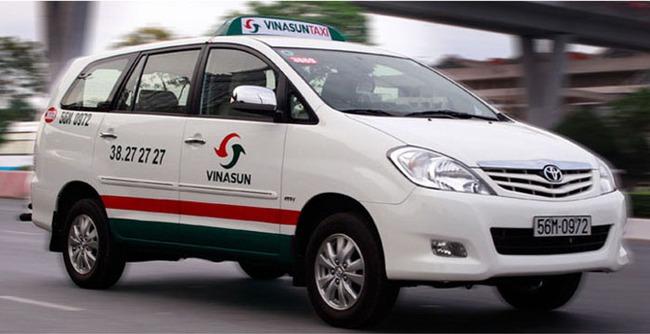 Vinasun vẫn nóng dù phải đấu với Grab và Uber