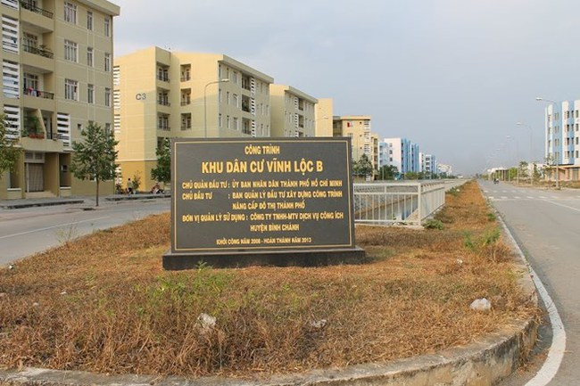 TPHCM: Tìm giải pháp đưa dân về ở khu tái định cư lớn nhất thành phố