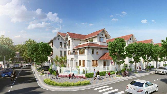 Thêm dự án biệt thự, liền kề hơn 80.000 m2 ngay sát vành đai 3 Hà Nội