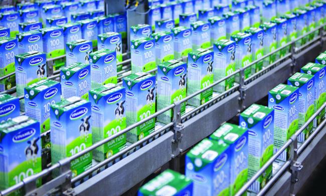 Con số này cho thấy cuộc chiến ngành sữa ngày càng khốc liệt