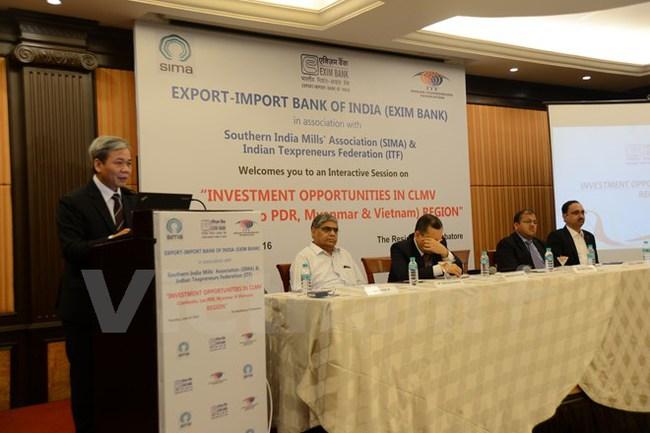 Cơ hội từ dệt may Việt Nam hấp dẫn nhiều doanh nghiệp Ấn Độ