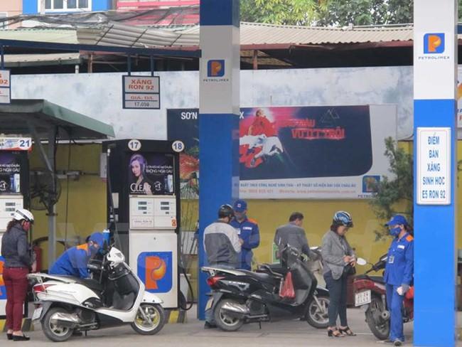 Quỹ bình ổn của Tập đoàn Xăng dầu Việt Nam tiếp tục giảm 55 tỷ đồng