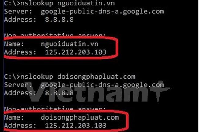 Thông tin mới nhất về vụ hacker tấn công các website, báo điện tử