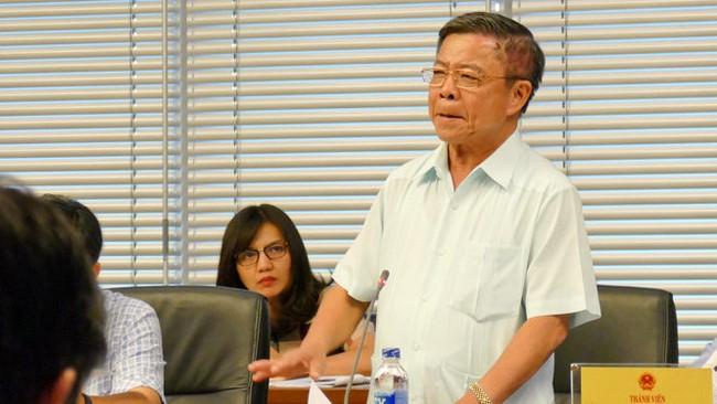 """Ông Võ Kim Cự: """"Quy hoạch phải bỏ tư duy nhiệm kỳ, đất nước mới phát triển"""""""