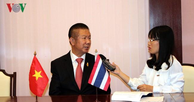 Đưa kim ngạch thương mại Thái - Việt đạt 20 tỷ USD vào năm 2020