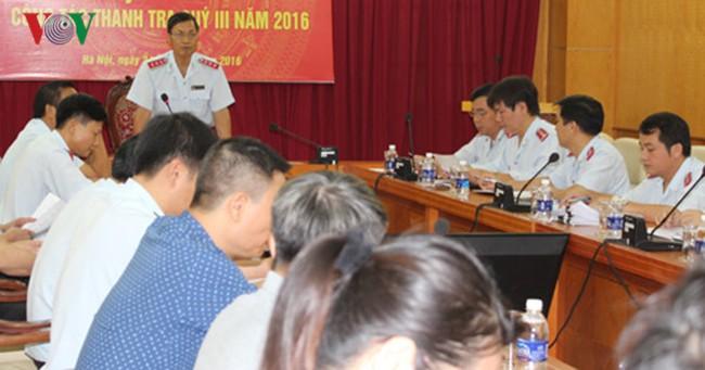 Thanh tra Chính phủ đề nghị xử lý 3 người đứng đầu để xảy ra tham nhũng