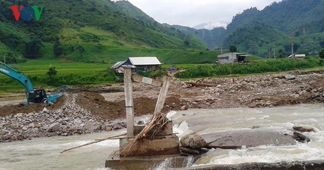 Vụ sập hầm vàng tại Lào Cai: Thông tin từ Lãnh đạo huyện Văn Bàn