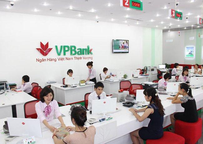 VPBank: LNTT 2015 ước đạt 1.800 tỷ đồng, dự kiến tăng vốn thêm 1.000 tỷ