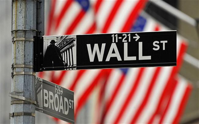 Phố Wall tăng điểm mạnh trước thềm cuộc họp của Fed