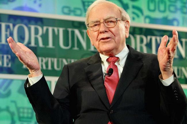 5 cuốn sách tài chính Warren Buffett khuyên mọi nhà đầu tư nên đọc