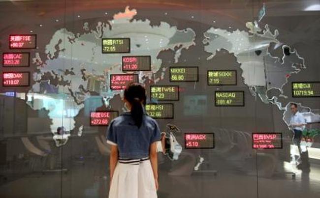 Chứng khoán toàn cầu thăng hoa nhờ kỳ vọng kích thích kinh tế