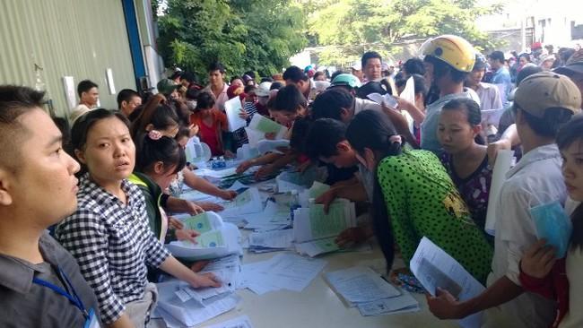 UBND TPHCM yêu cầu sớm xử vụ Cty Keo Hwa Vina nợ 20 tỷ đồng lương, BHXH
