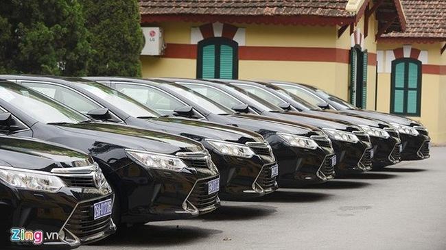 Mức khoán kinh phí xe công của Bộ Tài chính: Thận trọng và hợp lý